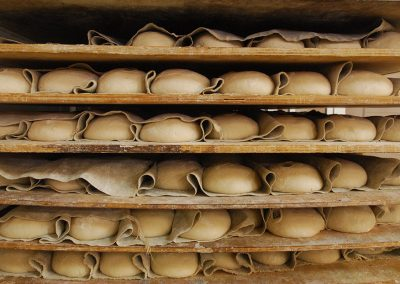 Le pain au naturel Bio levain