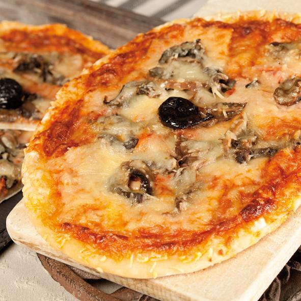 Pizza royale bio nouvelle recette