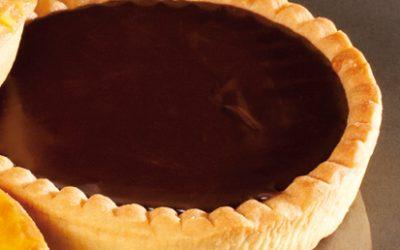 Tartelette chocolat bio 100 gr