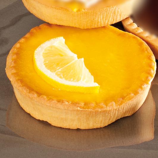 Tartelette citron bio 100 gr