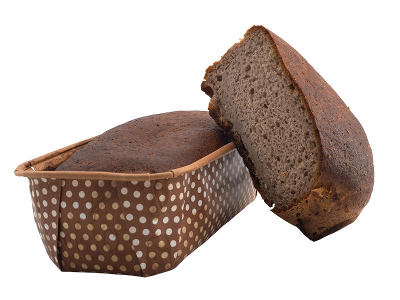 Pain campagnard aux farines sans blé bio 300 gr