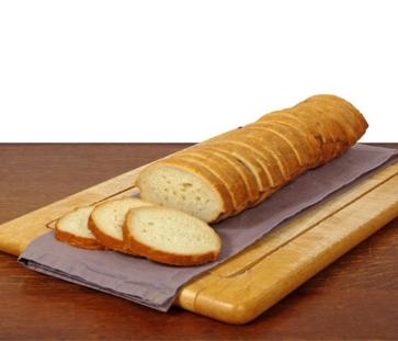 Toast rond tranché bio